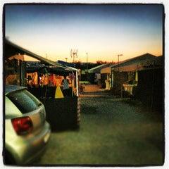 Photo taken at Camping Carrara by Roberto B. on 8/18/2012