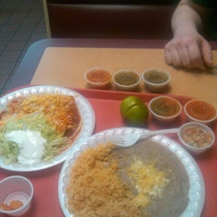 Photo taken at Abelardo's Authentic Mexican Food by Erick R. on 3/19/2012