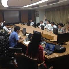 Photo taken at Loxley HQ by Piyadol H. on 4/19/2012