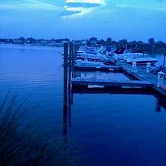 Photo taken at Florence Beach by Jordan A. on 7/4/2012