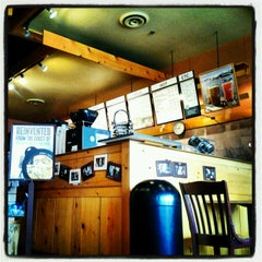 Photo taken at Caribou Coffee by Tyler P. on 7/25/2012