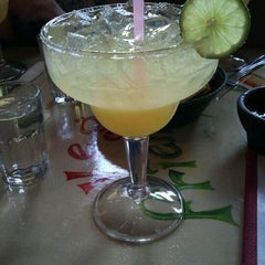 Photo taken at Jalepenos Family Mexican Restaurant & Lounge by Abby on 3/8/2012