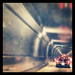 Photo taken at Baltimore Harbor Tunnel by Chris H. on 4/9/2012