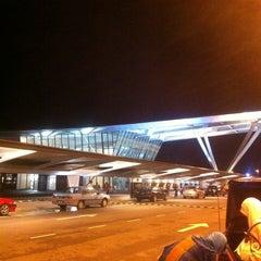 Photo taken at Senai International Airport (JHB) by Shahrah M. on 5/30/2012