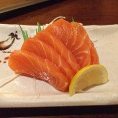 Photo taken at Sushi Tei by Nastia S. on 7/16/2012