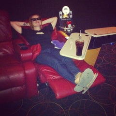 Photo taken at AMC Dine-in Theatres Esplanade 14 by Lee-ann D. on 4/22/2012