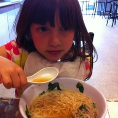 Photo taken at Pho 43 by Adam P. on 5/1/2012