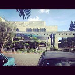Photo taken at Gran Teatro del Cibao by Rolando on 8/30/2012
