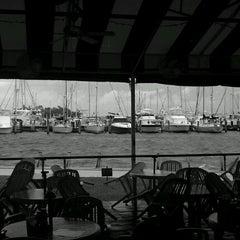 Photo taken at Scotty's Landing by Sean O. on 4/30/2012