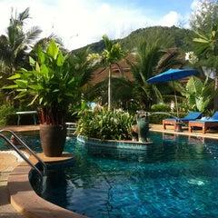 Photo taken at Kata Lucky Villas by _Katrin . on 5/2/2012