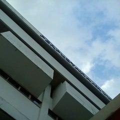 Photo taken at Perpustakaan Peringatan Zaaba by mohd a. on 2/22/2012