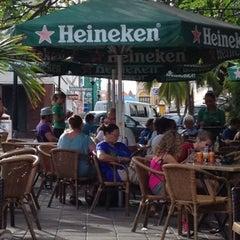 Photo taken at Plein Café Wilhelmina by Wouter H. on 8/17/2012