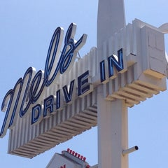 Photo taken at Mel's Drive-In by Lisa S. on 6/22/2012
