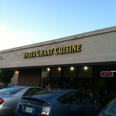 Photo taken at India Chaat Cuisine by Varun S. on 5/7/2012