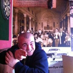 Photo taken at Gambino's Pizza by Andutza A. on 4/1/2012
