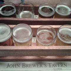 Photo taken at John Brewer's Tavern by Carol K. on 4/28/2012