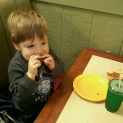 Photo taken at Cicis by Lisa N. on 2/20/2012