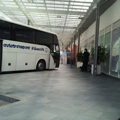 Photo taken at Autobusni Kolodvor Dubrovnik | Dubrovnik Bus Station by Matijas S. on 4/30/2012