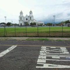 Photo taken at Santo Domingo by David M. on 5/14/2012