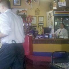 Photo taken at Los Recuerdos Restaurante & Taberna by Oscar R. on 9/1/2012