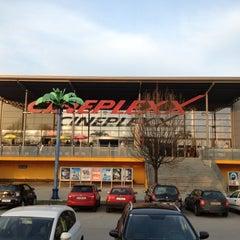 Photo taken at Cineplexx Linz by austrianpsycho on 3/26/2012