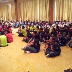 Photo taken at Klana Resort Seremban by Wady Z. on 6/15/2012
