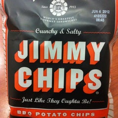 Photo taken at Jimmy John's by Justin B. on 3/18/2012