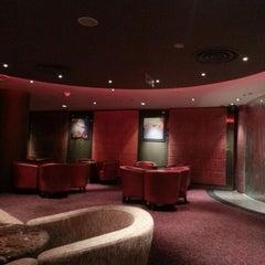 Photo taken at Gold Class Lounge @ VivoCity by Travis Joseph De Souza on 6/2/2012