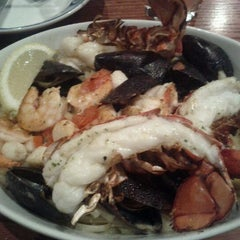 Photo taken at Red Lobster by Allan C. on 3/1/2012
