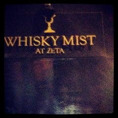 Photo taken at Whisky Mist by Венера З. on 7/8/2012