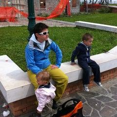 Photo taken at Porto Fusina by Luca R. on 5/20/2012