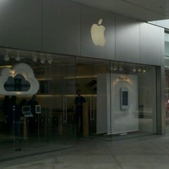 Photo taken at Apple Store, Century City by Weston R. on 2/27/2012