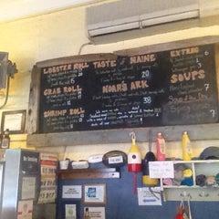 Photo taken at Luke's Lobster by Marilyn N. on 8/14/2012