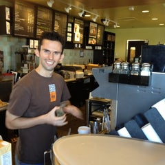 Photo taken at Starbucks by Kristen J. on 3/15/2012