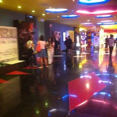 Photo taken at MBO Cinemas by Taylor K. on 8/14/2012
