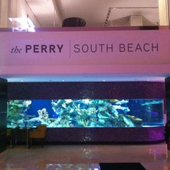 Photo taken at The Perry South Beach Hotel by Yolonda B. on 6/28/2012