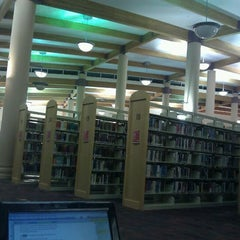 Photo taken at Southeast Regional Library by Susie A. on 10/12/2011