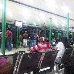 Photo taken at Terminal Peli Express-Flamingo by Chabely on 7/10/2012