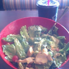 Photo taken at Newk's Express Cafe by Randy T. on 7/8/2012