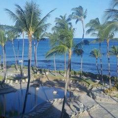 Photo taken at Hilton Waikoloa Village by Keith K. on 10/18/2011