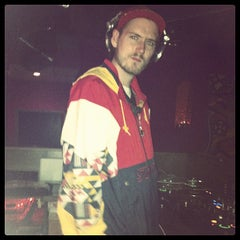 Photo taken at Dharma Lounge by Shannon D. on 10/27/2011