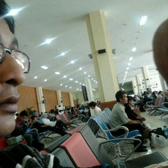 Photo taken at Polonia International Airport (MES) by Aulia A. on 12/25/2011