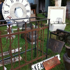 Photo taken at Brimfield Antique Show by Kim on 9/11/2011