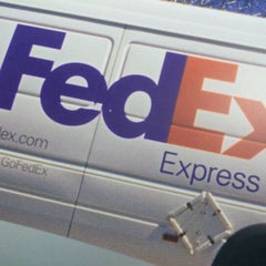 Photo taken at FedEx Ship Center by Michelle R. on 4/7/2012