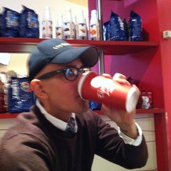 Photo taken at Lavazza Espression by sparky t. on 3/31/2011
