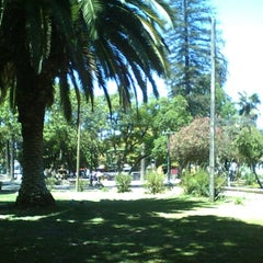 Photo taken at Plaza de Armas de Buin by Nelson P. on 1/29/2012