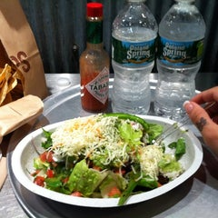 Photo taken at Chipotle Mexican Grill by Kay K. on 4/29/2012