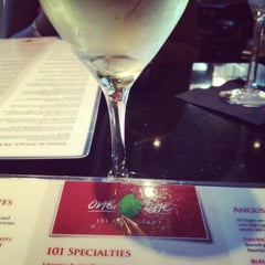 Photo taken at 101 Restaurant by Diana L. on 6/1/2012