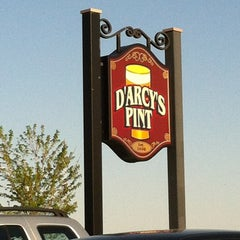 Photo taken at D'Arcy's Pint by Brittney L. on 4/9/2012
