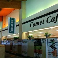 Photo taken at Comet Café by Georgina T. on 9/1/2012